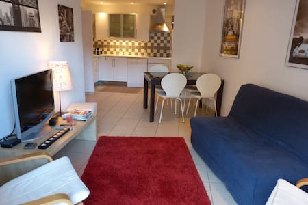 Appartement Moderne Cannes 4/6 Pers - Appartement