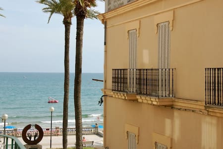 Romantic studio in the heart of Sitges - Sitges - Wohnung