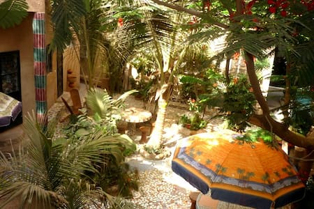 Appartement  ECOLOGIQUE Le Baobab - Sacré Coeur- Mermoz - Casa