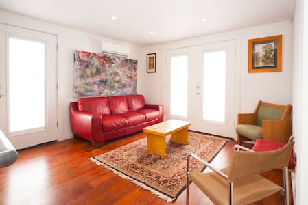 Lovely Eco-Conscious Carriage House - Longmont - Casa