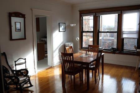 1-Bedroom Apt in Hyde Park (3 Beds) - Chicago - Apartemen