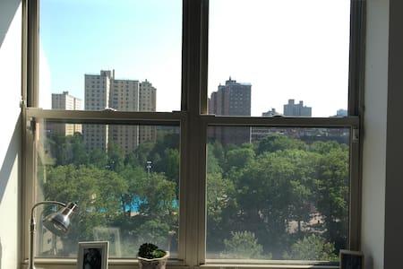Big Bright Modern East Village 1 BR - New York - Apartment