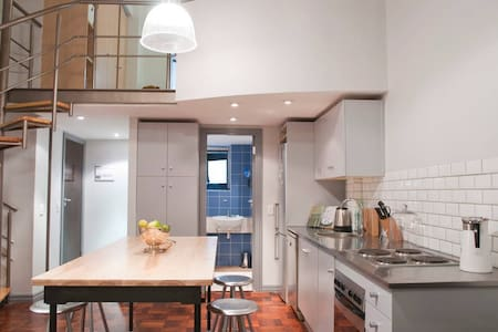 Designer loft in heart of Cape Town - Apartment