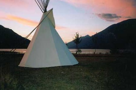 Ultimate Tipi Experience +4 Tickets - Tipi