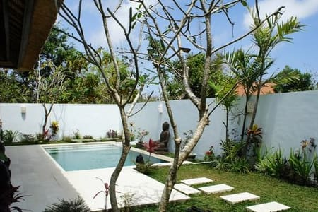Villa Zitta for rent in Bali