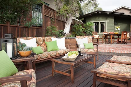 Craftsman Cottage in Mission Hillls - San Diego - Apartment