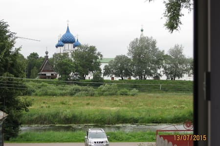 Дом с баней на Кремлёвском берегу