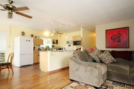 Private Home In Princeville/Hanalei