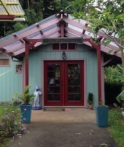 Magic Garden Cottage $99 Sept/Oct