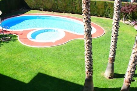 Nice apartment with pool - Appartement