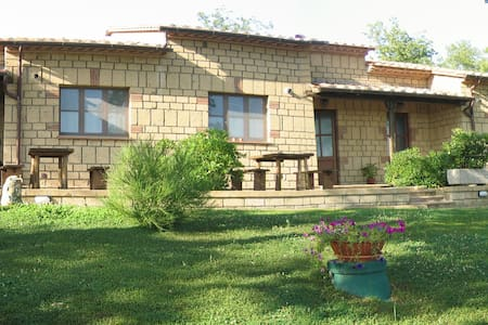 HOLIDAY HOUSES  TERME DI SORANO - Montesorano - Talo