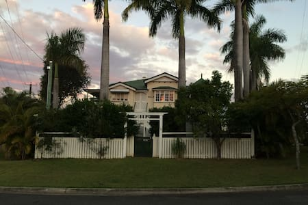 Yeronga room for two - Yeronga - Haus