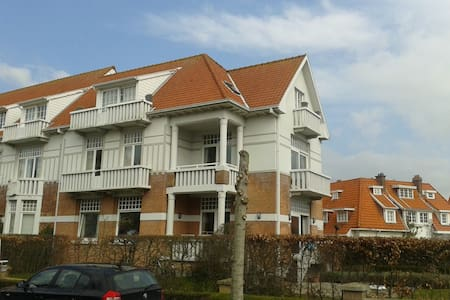 Sunny appartment close to the beach - Lakás