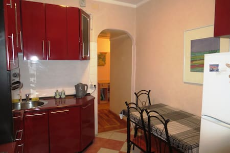 Cosy apartment in the centre of Yerevan - Jerewan - Wohnung