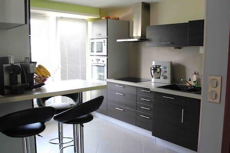 Appart moderne et cosy en Alsace - Apartment