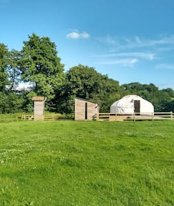 Charming yurt for two romantics - Umberleigh - Tenda