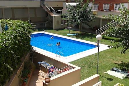 Habitación con piscina - Sant Boi de Llobregat