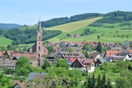 Ferienwohnung-Schäck 2 - Oberharmersbach - Pis