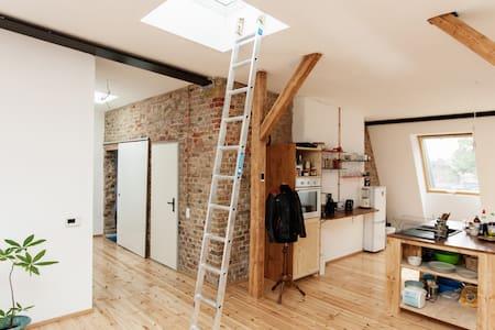 Double room in Neukölln loft - Berlin - Loft