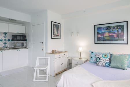 MIAMI BEACH/CENTER/STEPS TO BEACH - Miami Beach - Apartment