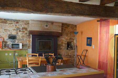 Friendly and family home in village - Juvardeil