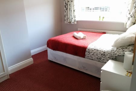 Cosy Dundrum townhouse near UCD
