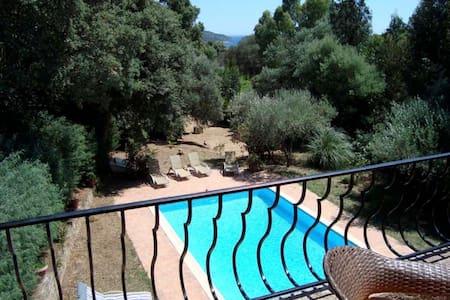 Lovely pool villa near Saint-Tropez - La Croix-Valmer