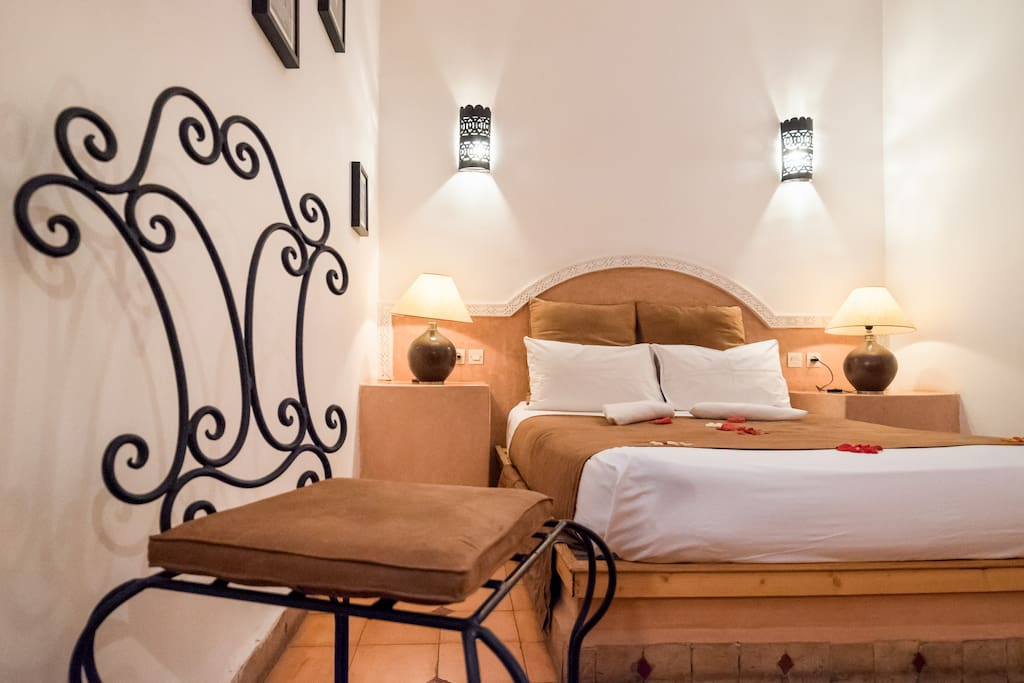 Precious guest house in marrakech