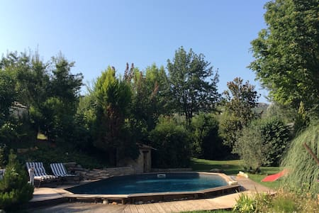 chambres en campagne aixoise - Bed & Breakfast