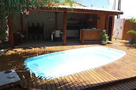 Ótima casa com piscina no Pontal de Coruripe - Rumah
