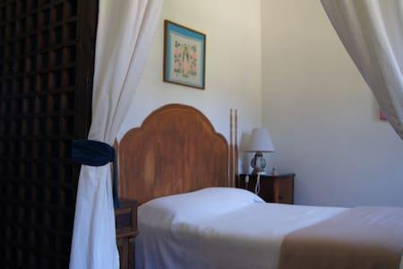Suite de dos cuartos en Ex-hacienda