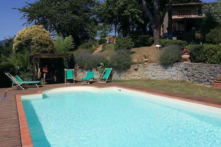 Tuscany Mugello-Florence villa&pool - Rumah