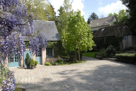 Maison de charme 5 km de chartres - Gasville-Oisème