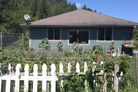 Kalama River Cottage/ 35 min to PDX - House