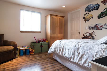 Kids & Eco friendly vacation house  - Livonia - House