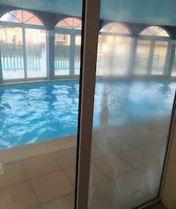 Studio à dives sur mer 2 piscines - Appartement en résidence