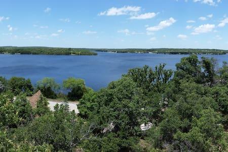 A-Frame #4 @ Lake Cisco Rentals - Kisház