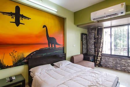 Beautiful 2 Bedroom Service Apartment Near IIT - Mumbai - Lakás