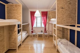 Picture of BestRest's single bed in 4beds shared room