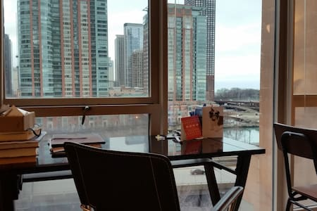 Apartment in the Loop (LSE park) - Chicago - Apartment