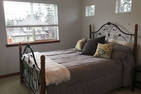 Complete Private Apartment in Lovely Home - Bothell - Lejlighed