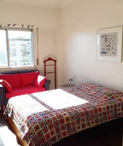 cozy room & city park - Lisboa - Leilighet
