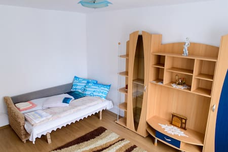 Cozy Bright Apartment In Downtown - Appartement