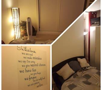 Appartement 2 pièces avec terrasse de 12 m2 - Appartement