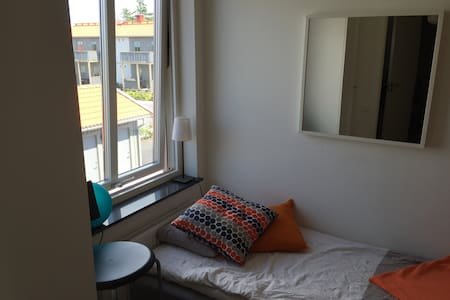 Room in apartment in Viken - Höganäs S - Apartament