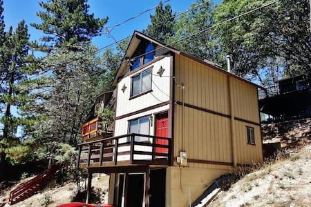 Beal Boru 2BR Arrowbear Lake House - House