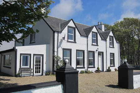 Peaceful 1 bdrm apartment w kitchen - Isle of Islay - Lejlighed