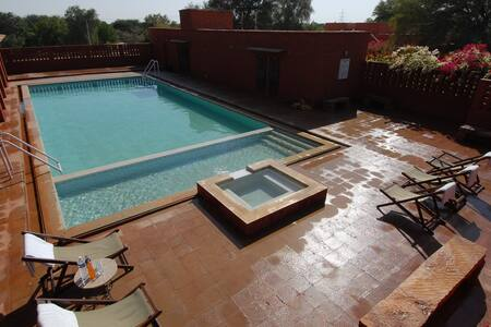 Marudyan Resort, Bikaner - Bikaner - Bed & Breakfast