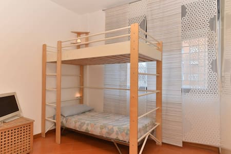 UP Bunk bed in Nice&Cool in Rome