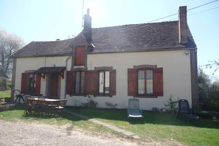 Gîte du Grand Bailly à la ferme - Sépeaux - Dom